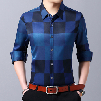 Fashion Print Men Shirt  1