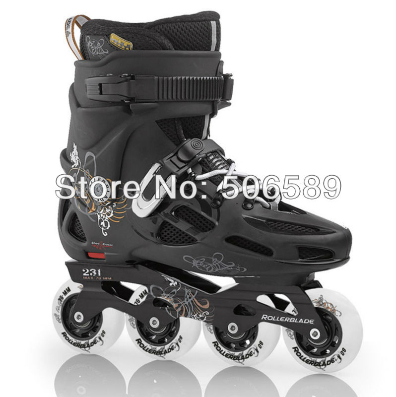 Free Shipping Roller Shoes RB Twister 231