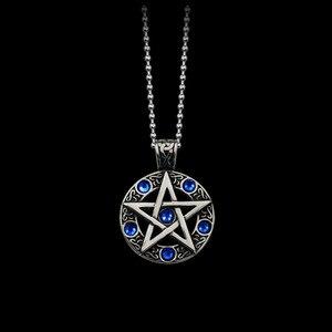 HOMOD Vintage Witch Necklace G