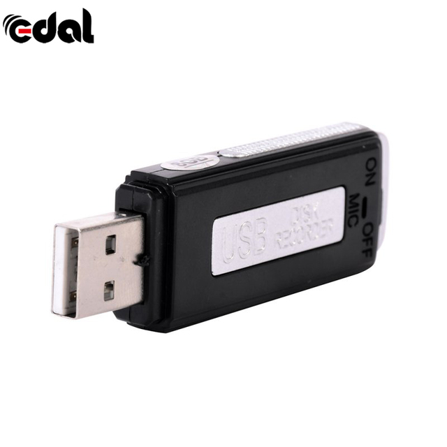 EDAL 2 in 1 Mini 8GB USB Pen Digital Audio Voice Recorder 5