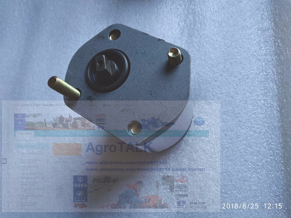 Foton Lovol FT304, 404 tractor parts, the hydraulic pump, part number: FT300.58A.020 benye tractor the hydraulic distributor assembly of by254 by304 16 by304 etc part number 24 55 216 1 174 1 183 1 218 1 217 1