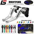 For YAMAHA   TDM 900   /  2012-2014  CNC Adjuster Short Levers Motorcycle Brake Clutch Lever