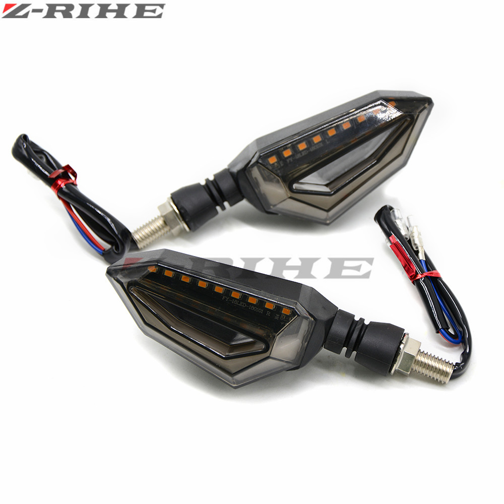 Universal Motorcycle Turn Signal Led Blinkers Flashing Lights Buell Wiring Diagram Flashers For Bmw Ducati Hyosung Honda Kawasaki Ktm On Alibaba Group