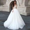 2017 Sexy Wedding Dress Backless Long Sleeves Full Lace China Organza Bridal Gown Bride Dresses Plus Size Vestidos De Novia