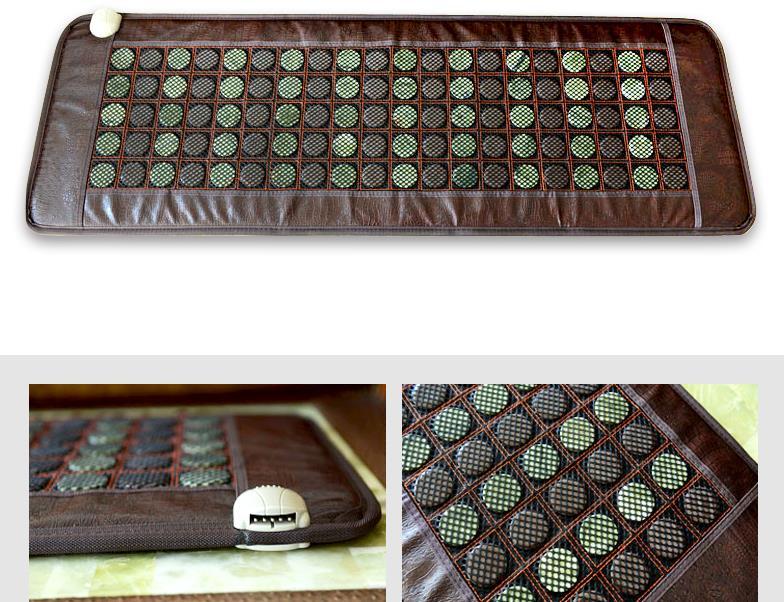 En 2018, la nouvelle haute qualité ménage chauffage confortable massage canapé coussin jade matelas