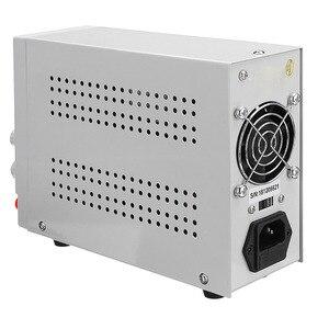 Image 4 - LW 3010D laboratorium regulowany zasilacz DC 30V 10A 4 cyfrowy wyświetlacz regulowany zasilacz impulsowy laptop telefon naprawy