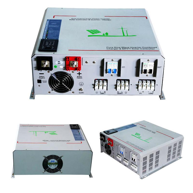 MAYLAR@ 48V 5000W Peak Power 10000W/15000VA  power Inverter Built-in 60A MPPT Controller With Communication,LCD Show 2 w p w v p10000 10000 waka ddc12