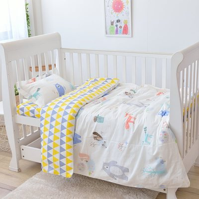 New Arrive Baby Room Cotton Crib Bed Linen Kit Cotton Baby Bedding Set For Girl Boys Warm ,Duvet/Sheet/Pillow, with fillingNew Arrive Baby Room Cotton Crib Bed Linen Kit Cotton Baby Bedding Set For Girl Boys Warm ,Duvet/Sheet/Pillow, with filling