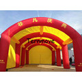 210D Oxford arched Single Layer Tent Inflatable Portable Tent Arch Inflatable Lawn Tent/Inflatable Building Cheap Price for Sale