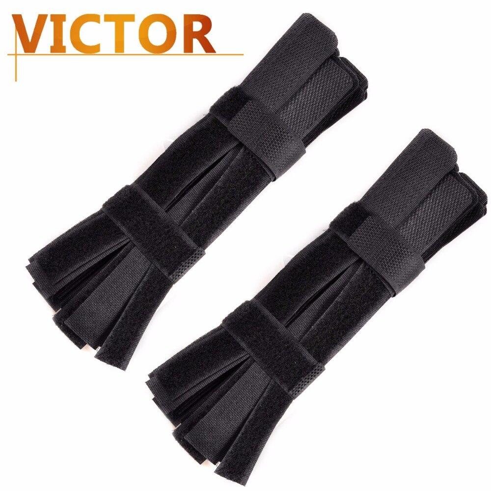 50 stücke magic tape nylon kabelbinder haken schleife strap adhesive ...