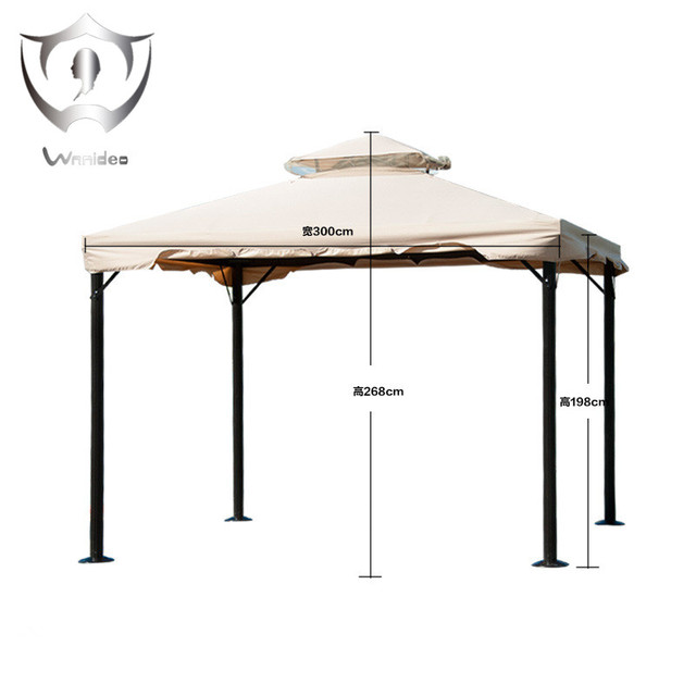 Wnnideo Outdoor 8ft Double-tier BBQ Grill Canopy Tent Family gathering tent  sc 1 st  AliExpress.com & Wnnideo Outdoor 8ft Double tier BBQ Grill Canopy Tent Family ...