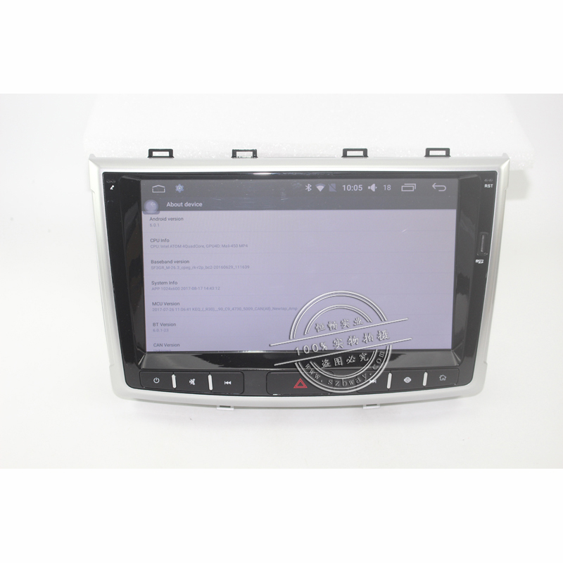 "Excellent Free shipping 10.2"" car radio for Greatwall Hover H6 android 7.0 car dvd player with bluetooth,GPS Navi,SWC,wifi,Mirror link,DVR 2"
