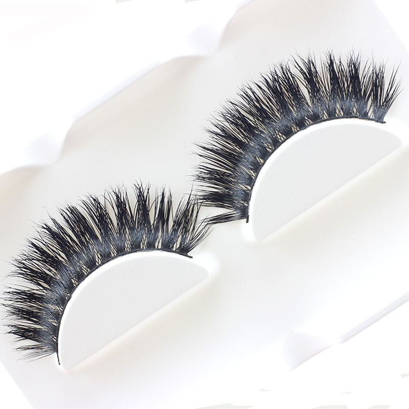 5pairs False Eyelashes Thick Natural Fake Eye Lashes Professional Makeup Tips False Eyelashes Maquiagem Lashes Extensions