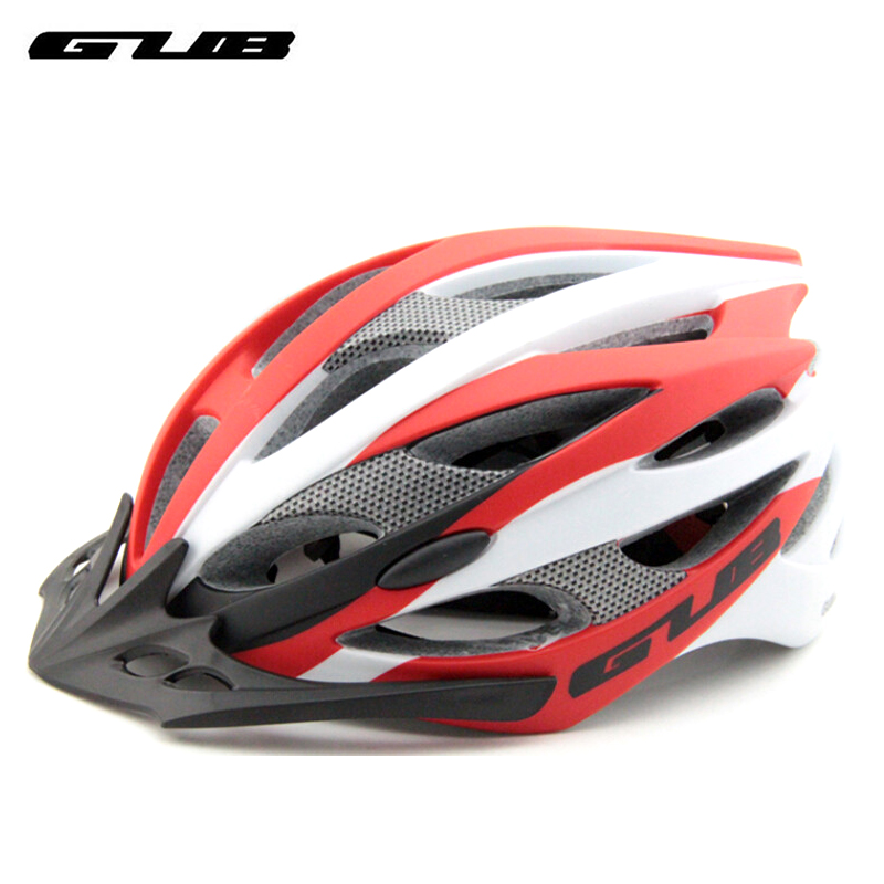 GUB DD super large bicyle helmet integrally-molded mountain bike cycling riding helmets 28 hole air permeability safety durable gub sv8 pro mountain road bike riding