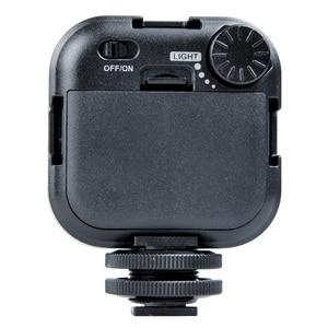 Image 3 - Godox LED 36 Photographic Lighting LED Light Lamp  for Digital Camera Camcorder DV DSRL Mini DVR 5500 6500K CCT