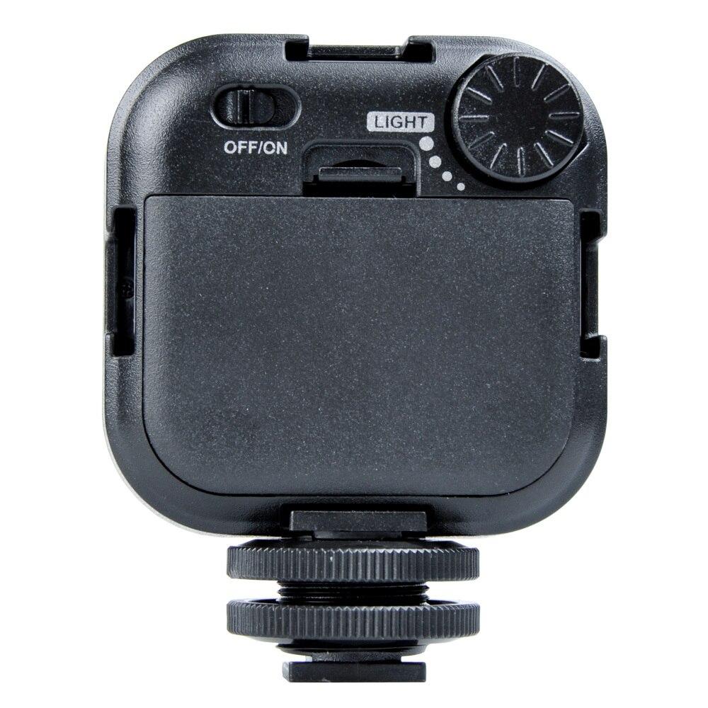 Godox LED-36 фотографическое освещение Светодиодная лампа для цифровой камеры видеокамеры DV DSRL Мини DVR 5500-6500K CCT