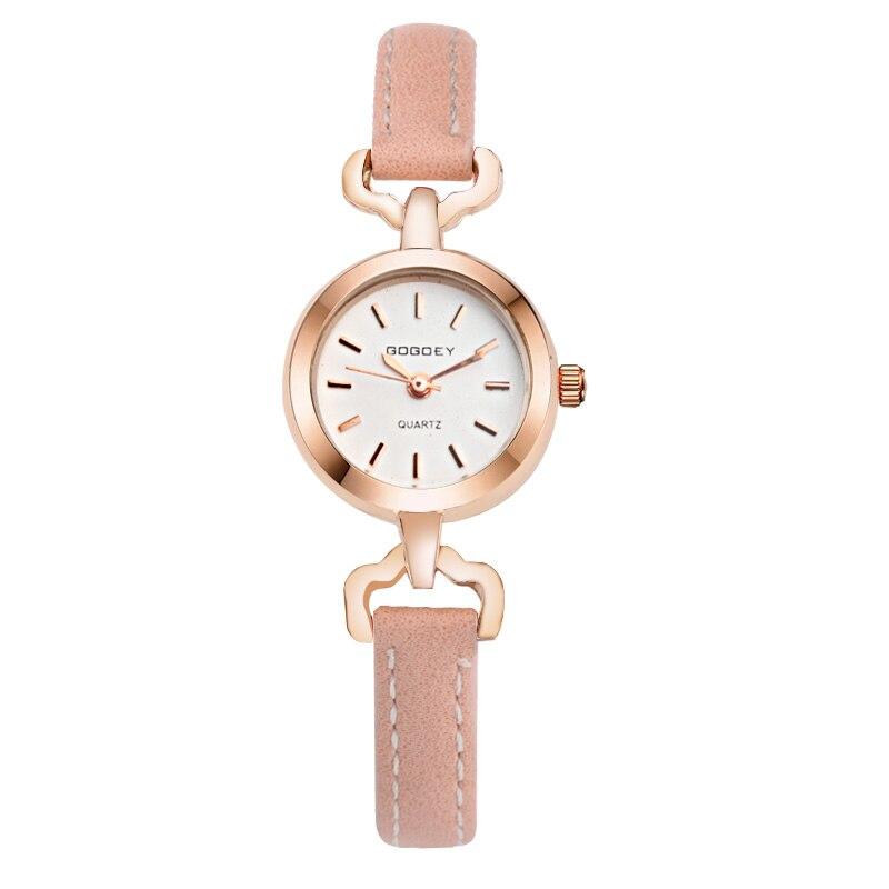 Gogoey Top Brand Luxury Rose Gold Women's Watches Fashion Ladies Wrist Watch Women Watches Clock Saat Bayan Kol Saati
