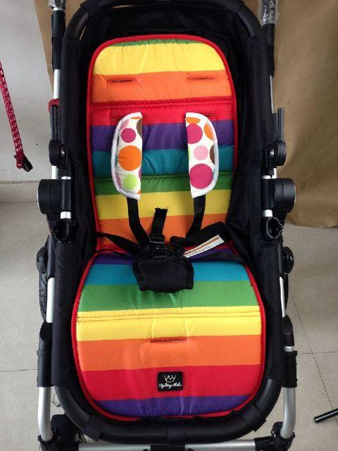 Cochecito de bebé cojín para los recién nacidos cochecito carro de bebé del cochecito de niño pad liner accesorios poussette bebek arabasi aksesuarlari