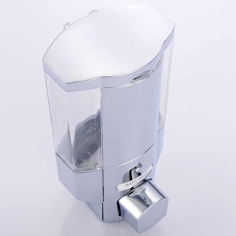 FLG mydło w płynie dozownik dozownik mydła w płynie ściany kuchnia łazienka butelki z tworzywa sztucznego pompa dozowniki