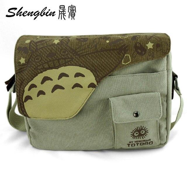 Aliexpress.com : Buy Anime Totoro Women Messenger Bags Women's ...