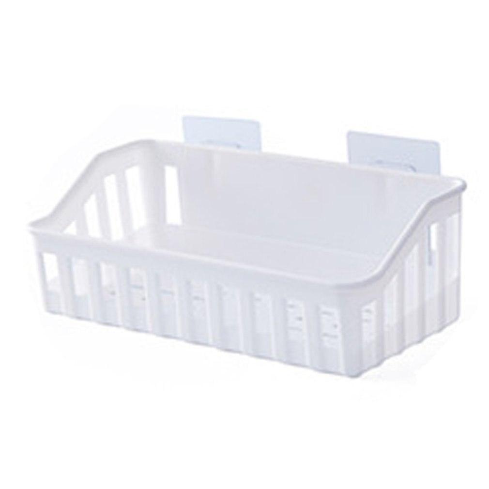Multi-layer Plastic Hanging Shower Basket Bathroom Basket Organizer Racks New AG
