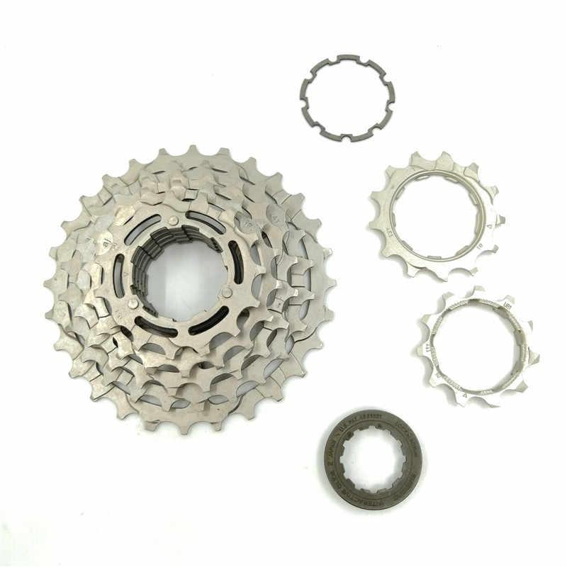 الأصلي Shimano IG50 7 سرعة كاسيت Freewheel 7/21 سرعة الدراجة الجبلية MTB الطريق دراجة للطي الدراجة 7/8 سرعة محور حذافة