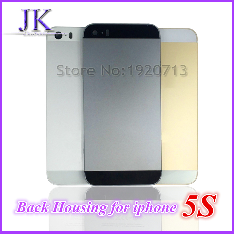 Grey Silver rose Gold Replacement Part Chassis Middle Frame Housing Back Battery Cover Metal For iPhone