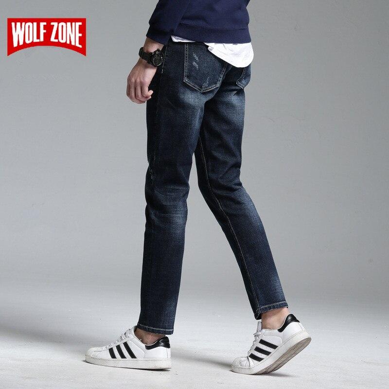 Fit Jeans Solid Men