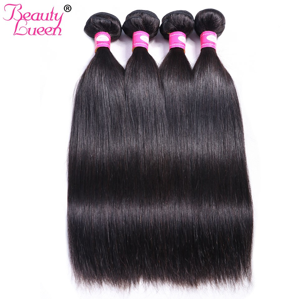 brazilian straight hair weave 3 bundles with closure remy human hair T1B427 honey blond ombre bundles deals with lace closure (4)