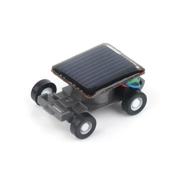 Solar Toys For Kids Smallest Solar Power Mini Toy Car Racer Educational Solar Powered Toy Children's Creative Christmas Gift image