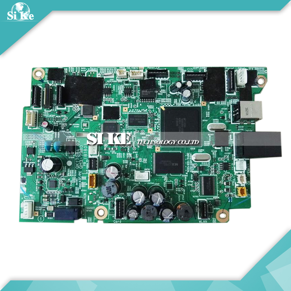 Printer Mainboard Mother Board For Canon MX 428 MX428 Formatter Board Main Logic Board formatter main board mainboard for epson tm t88v label printer
