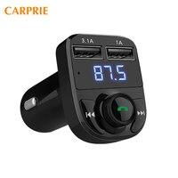 1PC Bluetooth Car Kit MP3 Player FM Transmitter Wireless Radio Adapter USB Charger