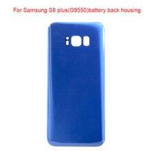JPFix для Samsung Galaxy S8 Plus G9550 G955F Задняя стеклянная батарея чехол с клеем