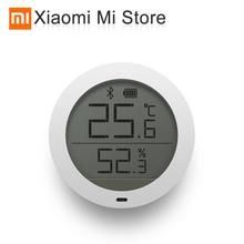 Xiaomi mi jia temperatura y Hu mi dity Smart Monitor de interior Bluetooth mi control de la aplicación en casa ventilador de aire acondicionado Hu mi difier
