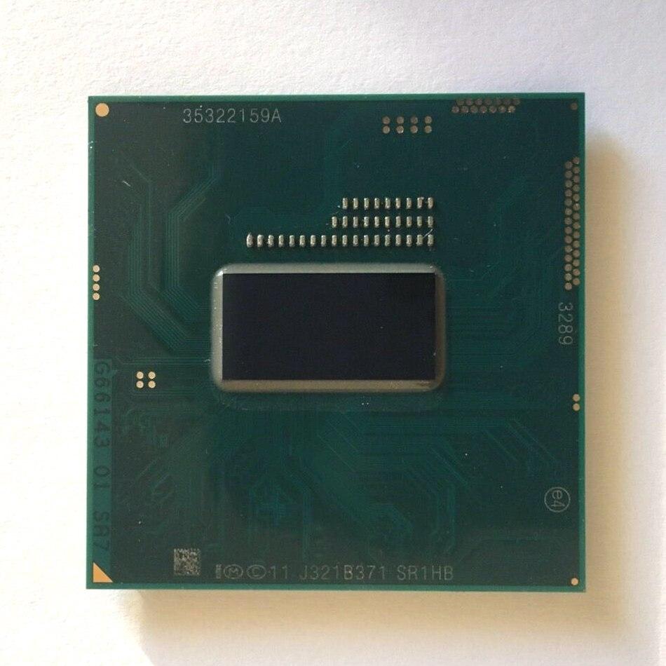 Intel Core i3 4100M SR1HB dual core 2 5GHz notebook processor cpu