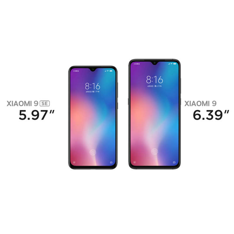 Image 4 - Global Version Xiaomi Mi 9 SE 6GB 128GB Snapdragon 712 5.97'' AMOLED 48MP Triple Camera Mobile Phone NFC In Screen Fingerprint-in Cellphones from Cellphones & Telecommunications