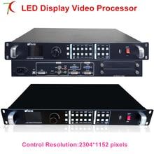 Processador de vídeo LINTEN VP1000 útil para p1.667/p1.875/p1.904/p1.923/p2/p2.5/p3/p4/p5/p6/p7.62/p8/p10 tela led