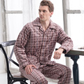 2016 winter set fashion men silk pajamas women sleepwear silk sleepwear long sleeve nightdress