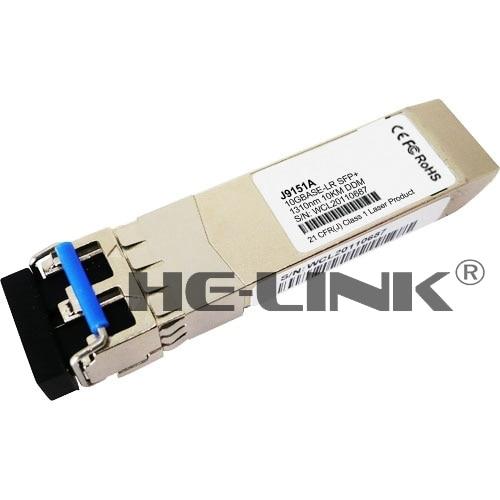 J9151a-x132 10g sfp + lc lr transceiver (hp) ile uyumluJ9151a-x132 10g sfp + lc lr transceiver (hp) ile uyumlu