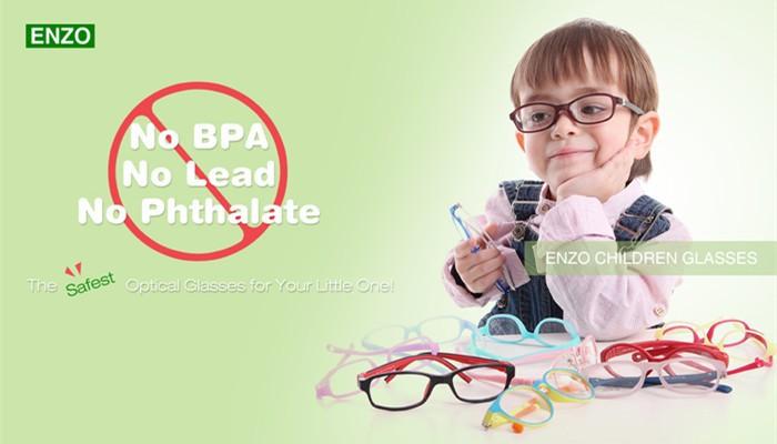 ENZO Children Glasses-No BPA