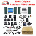 2017 Оригинал Autoboss V30 Универсальный Диагностический Инструмент Авто Сканер SPX Autoboss V30 Элитный Обновление Онлайн DHL Бесплатная Доставка