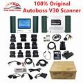 2017 Original Autoboss V30 Universal Diagnostic Tool Auto Scanner SPX Autoboss V30 Elite Update Online DHL Free Shipping