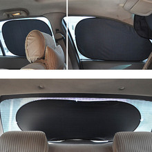 6pcs/set Car Sun Shade Side Rear Window Shades UV Rays Visor Protector Vehicle Windshield Sunshade