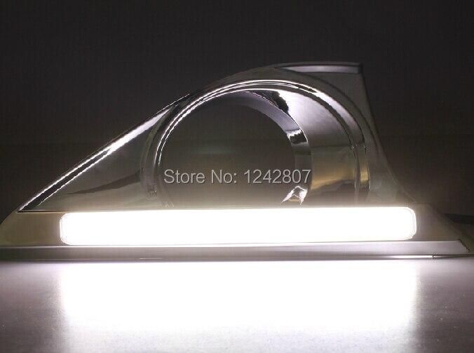 Автомобиль-специальные светодиодные DRL фары дневного света для Тойота Камри Гудинг осветительного прибора функцией переключения высокое качество