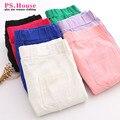 7 Colores de Las Mujeres Ocasionales Pantalones 5XL Más Tamaño lápiz pantalones elásticos pantalones de cintura alta negro blanco verde azul HS11