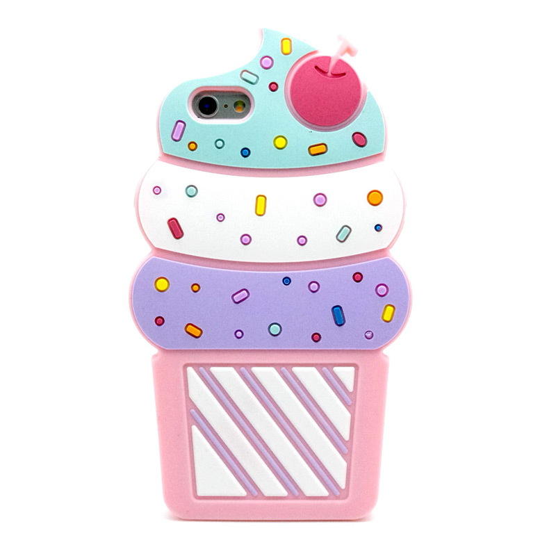 3C COLLECTION COVER Iphone 7 Gelato Silicone Cover Iphone 8