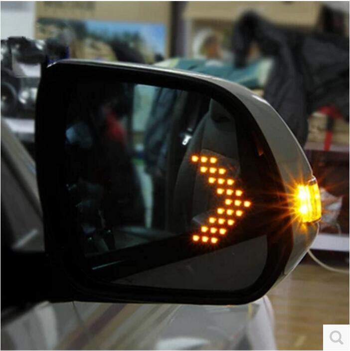 LED heating Rear side turn signal blue curvature anti defogging dazzling rearview mirror for AUDI A4 A4L B8 B9 A6 A6L C6 C7 cafoucs car door wing rearview mirror led turn signal light side indicator lamp for audi a4 b8 a6 c6 a3 a5 a8 q3 2008 2011