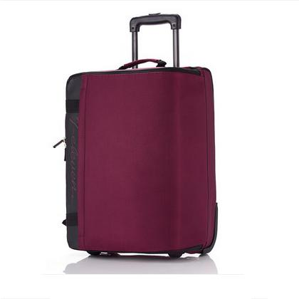 2016 New Oxford Trolley Bag Wheeled Luggage Vintage Large Rolling Travel Bag 20 Inch Folding Suitcase Women/Men luggage 229 vintage suitcase 20 26 pu leather travel suitcase scratch resistant rolling luggage bags suitcase with tsa lock