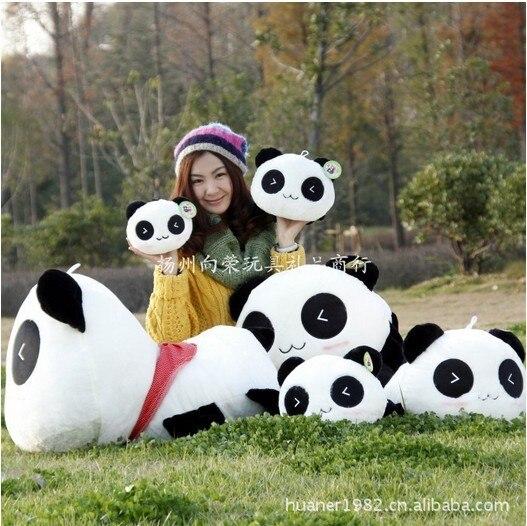 popular giant panda stuffed animal buy cheap giant panda stuffed animal lots from china giant. Black Bedroom Furniture Sets. Home Design Ideas