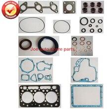 complete Engine Full gasket set kit for Kubota engine: D722    07916-29475 0791629475 07916 29475